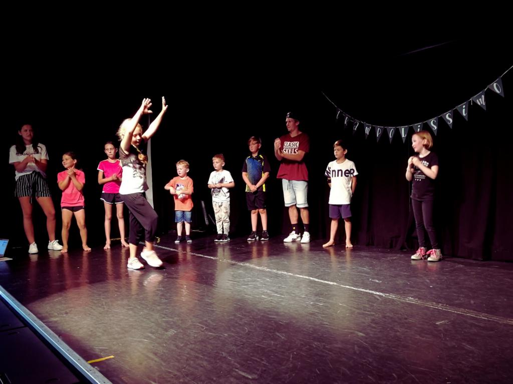 Pressebild Breakdance