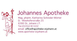 Johannes Apotheke Logo